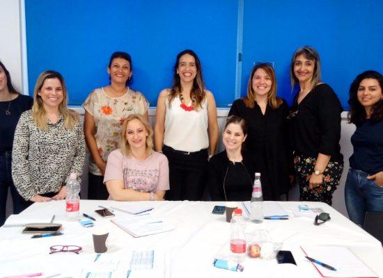 משתתפות בקורס ניהול רווחה וחווית העובד
