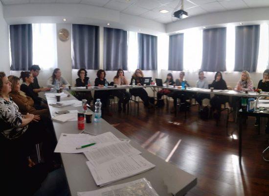ממונים/ות למניעת הטרדות מיניות בארגונים - דצמבר 2018